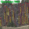 Funny Business Wall