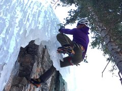 Rock Climbing Photo: Psyched to finally get a chance to do this route w...
