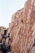 Rock Climbing Photo: Rock Garden Valley