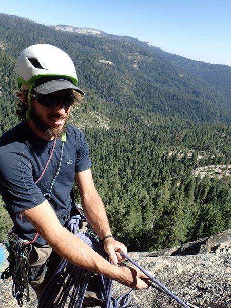 Rock Climbing Photo: Fresno Dome