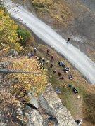 Rock Climbing Photo: Top of Main Street