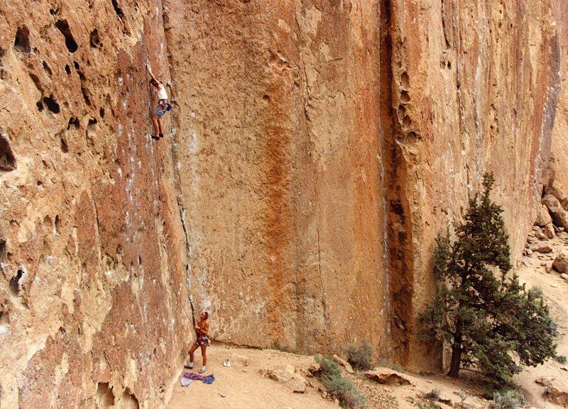 Rock Climbing Photo: Early 80's