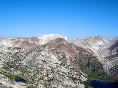 Rock Climbing Photo: Matterhorn Peak of Oregon. 9,826', the Wallowas.