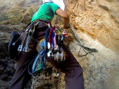 Rock Climbing Photo: A Photo
