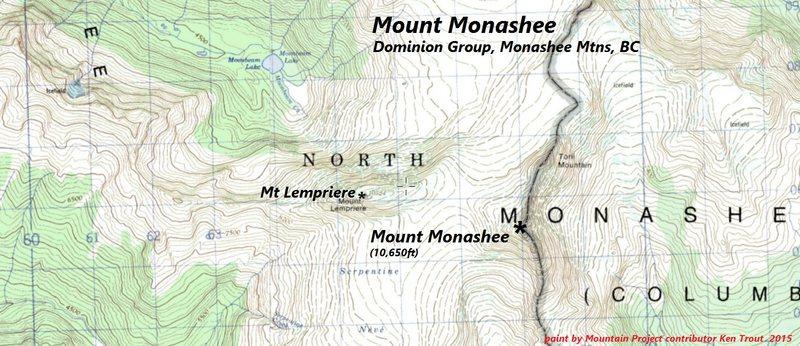 Mount Monashee