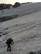 Rock Climbing Photo: Putting in work on the sulfide