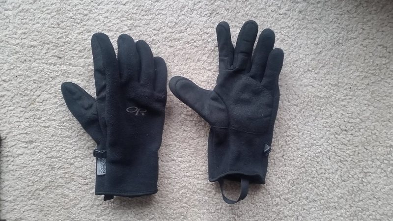 OR Gripper Gloves - Size Large