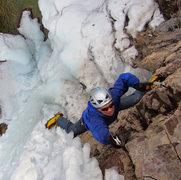 Rock Climbing Photo: Ouray mixed