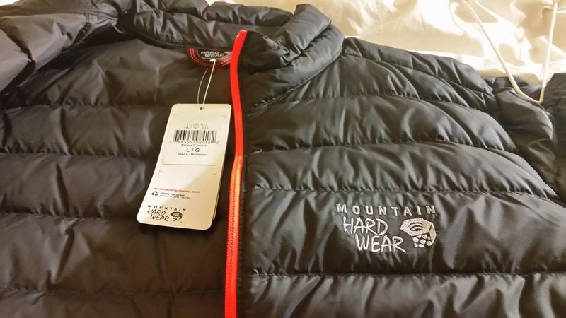 Mountain Hardwear Nitrous Jacket