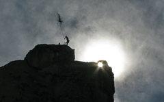 Rock Climbing Photo: Bracksieks Pillar