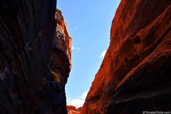 "Rock Climbing Photo: Mel Rivera making his way up ""757 2x4"" L..."