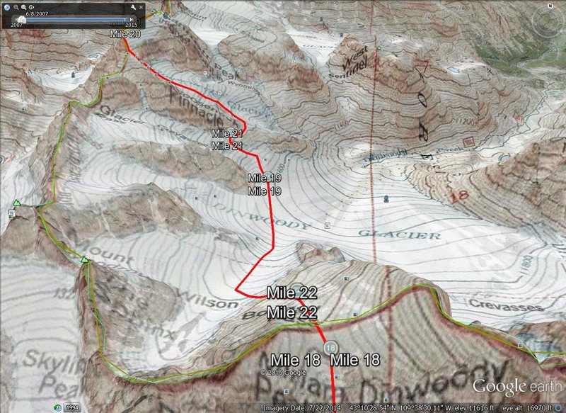 Gannet Peak NPS topo Google Earth