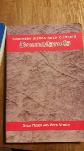 Rock Climbing Photo: Domelands