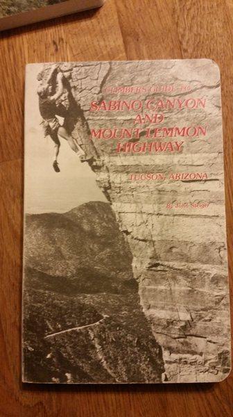 Rock Climbing Photo: Mt Lemmon Highway by John Steiger