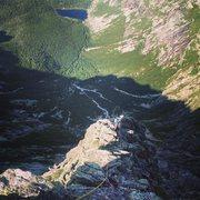 Rock Climbing Photo: Armadillo!!