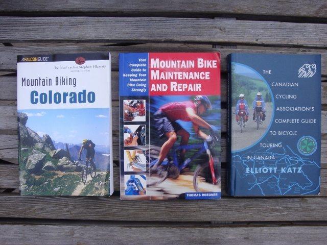 Rock Climbing Photo: Mountain Biking Colorado.