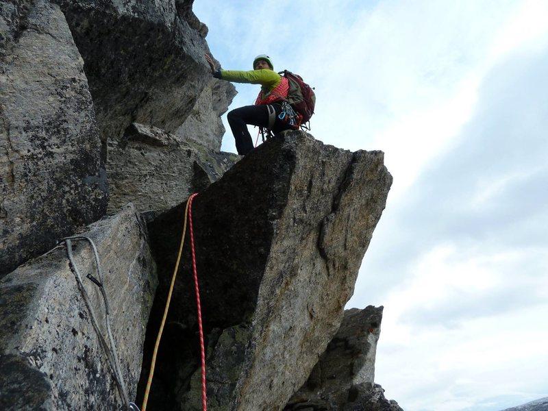 Rock Climbing Photo: Just meh