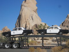 Rock Climbing Photo: on the scene