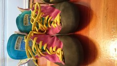 Rock Climbing Photo: And maybe a mullet