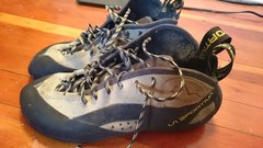 Rock Climbing Photo: TC Pro side