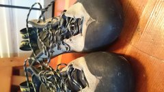 Rock Climbing Photo: TC Pro front (the white is just a paint smudge)