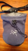 Rock Climbing Photo: Even comes with a fancy picture of a dead bird!