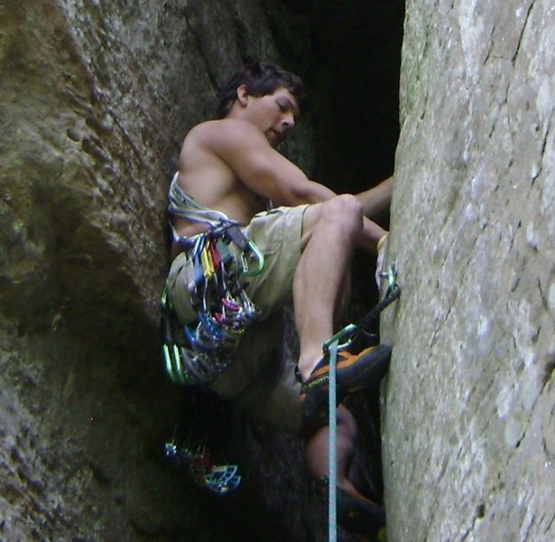 Rock Climbing Photo: Red River Gorge, KY