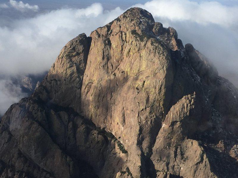 East face of Baboquivari