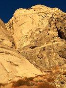 Rock Climbing Photo: The Southeast Buttress of Wells Peak, Wheeler Cres...