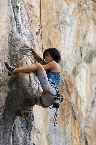 Jungle Thai, 7B<br> toprope
