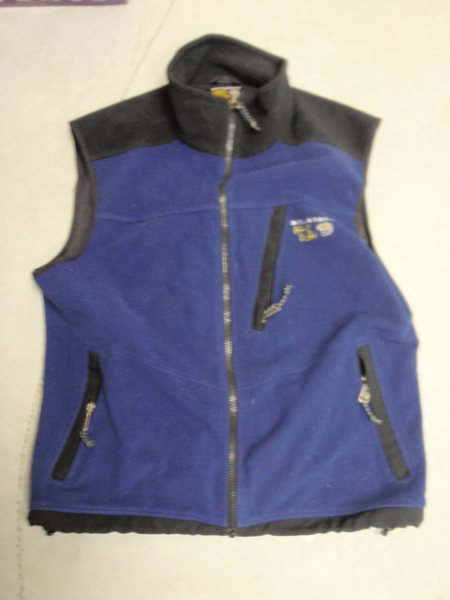 Windstopper vest