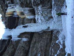 Rock Climbing Photo: Dirtcicle 12.20.15