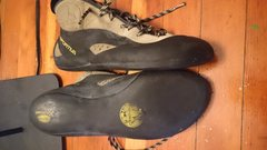 Rock Climbing Photo: TC pro bottom and side