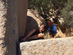 Rock Climbing Photo: wut you talkin bout George?!