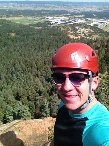 Rock Climbing Photo: climbing