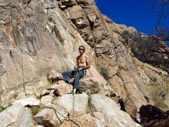 Rock Climbing Photo: East Cochise Feb 2015