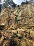 Rock Climbing Photo: La Tre France'