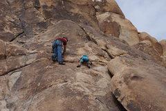 Rock Climbing Photo: Kai (6)