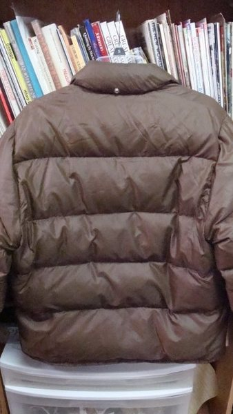 Frostline Kit, Down Filled Jacket.