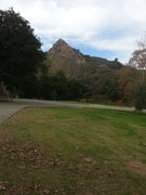 Rock Climbing Photo: View of the rock from the old zoo. This is an alte...