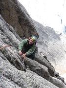 Rock Climbing Photo: Going up!