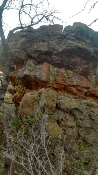Accelerant Boulder
