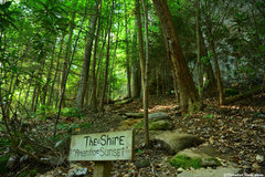 Rock Climbing Photo: The Shire in Red River Gorge