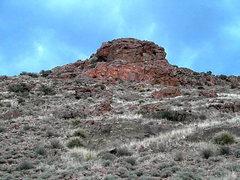 Rock Climbing Photo: Wine Wall