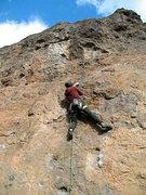 Rock Climbing Photo: Bob Marley Meets Master Ganj