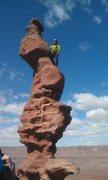 Rock Climbing Photo: Yes.