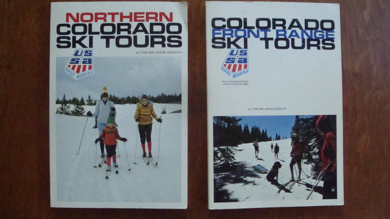 Ski Touring Colorado