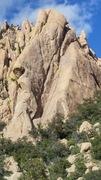 Rock Climbing Photo: ohh ye