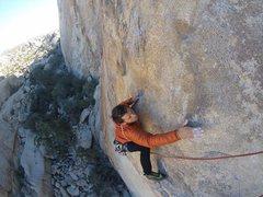 Rock Climbing Photo: figures