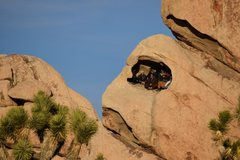 Rock Climbing Photo: Space Capsule 12-24-2015